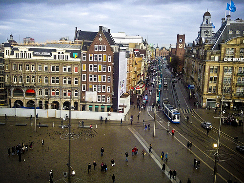 Amsterdam Map Hotels Airport Tourism Travel Guide