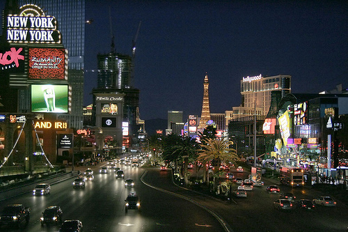 Las Vegas Map Hotels Airport Tourism and Travel Guide – Las Vegas Tourist Attractions Map