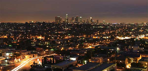 Los Angeles Map Attractions Tourism Travel Guide Recreation La Airport Sightseeing