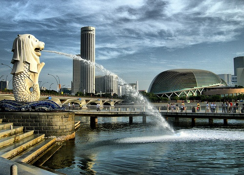 Singapore Tourist Attractions. Singapore Attraction ... |Singapore Main Attractions